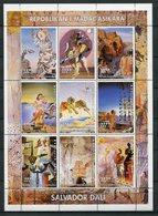 Madagascar 1999. Dali Block ** MNH. - Madagascar (1960-...)