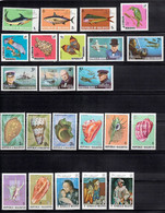 MALDIVES Selection Of Mostly MNH Stamps - All Different - Malediven (1965-...)
