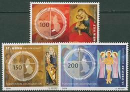 Liechtenstein 2016 Bruderschaften 1820/22 Postfrisch - Unused Stamps