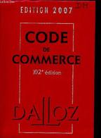 Code De Procédure Pénale - Code Dalloz Expert- Code Pénal - édition 2007 - 102éme édition - Rontchevsky Nicolas, Chevrie - Droit