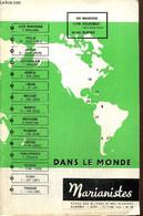 Marianistes, écho Des Oeuvres Et Des Missions De La Société De Marie, N°40 (octobre 1966) : Voyageurs Du Cosmos, Panoram - Religion
