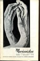 Marianistes, écho Des Oeuvres Et Des Missions De La Société De Marie, N°45 (août-octobre 1967) : Le Père Emile Neubert ( - Religion
