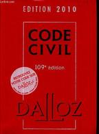 Code De Procédure Pénale - Code Dalloz Expert- Code Pénal - édition 2010 - 109éme édition - Henry Xavier, Wiederkehr Geo - Droit