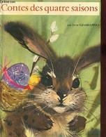 """Contes Des Quatre Saisons (Collection """"Un Grand Livre D'or"""") : L'anniversaire De Claudine, Par C. De Haas - L'histoire D - Other"""