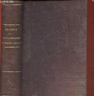 Nouveau Dictionnaire De Poche Français-anglais Et Anglais-français Contenant Tous Les Mots Généralement En Usage Et Auto - Dictionaries, Thesauri