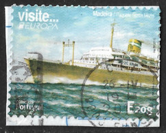 Portugal – 2015 Madeira Self-adhesive E Used Stamp - Used Stamps