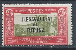 Wallis Et Futuna YT 52 Neuf Sans Charnière - XX - MNH - Unused Stamps