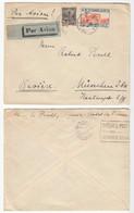 Tunesien - Tunisia 1930 Brief über Marsaille Nach München    ( 28594 - Tunesien (1956-...)