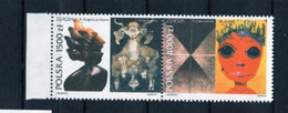 ZIBELINE EUROPA CEPT 1993 XX MNH POLOGNE POLEN POLSKA - Nuevos