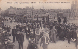 45 -- Orléans -- Fêtes De Jeanne D'Arc -- 7 & 8 Mai -- 5 Cartes --- 1242 - Orleans