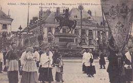 45 -- Orléans -- Fêtes De Jeanne D'Arc -- 7 & 8 Mai -- 5 Cartes --- 1246 - Orleans
