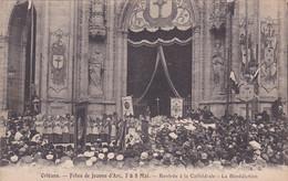 45 -- Orléans -- Fêtes De Jeanne D'Arc -- 7 & 8 Mai -- 4 Cartes --  --- 1251 - Orleans