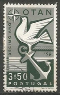 PORTUGAL N° 860 OBLITERE - Used Stamps