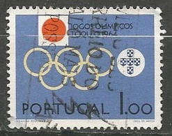 PORTUGAL N° 950 OBLITERE - Used Stamps