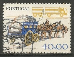 PORTUGAL N° 1411 OBLITERE - Used Stamps