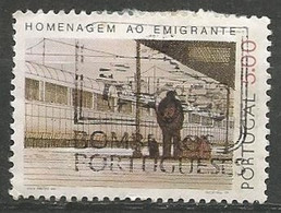 PORTUGAL N° 1413 OBLITERE - Used Stamps