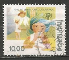 PORTUGAL N° 1425 OBLITERE - Used Stamps