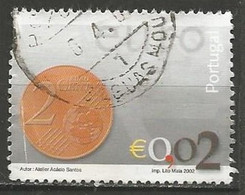 PORTUGAL N° 2541 OBLITERE - Used Stamps