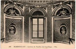 5IB 226 CPA - RAMBOUILLET - INTERIEUR DU PAVILLON DES COQUILLAGES - Rambouillet