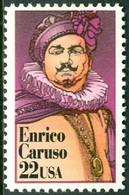 UNITED STATES OF AMERICA 1987 ENRICO CARUSO** (MNH) - Ungebraucht