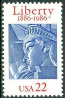 UNITED STATES OF AMERICA 1986 STATUE OF LIBERTY** (MNH) - Ungebraucht
