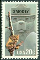 UNITED STATES OF AMERICA 1984 SMOKEY THE BEAR** (MNH) - Ungebraucht