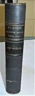 LIVRE 1898 LOIS USUELLES RIVIERE FAUSTIN HELIE PAUL PONT / SIGNATURE RIVIERE - 1801-1900
