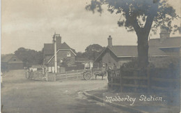 MOBBERLEY : Station - Other