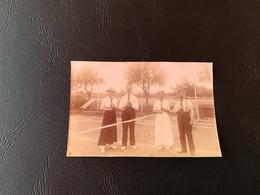 Photo - 1912 - BOURG EN BRESSE Saint Georges - TENNIS Double Mixte - Sporten