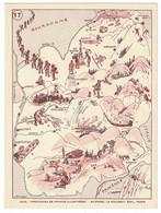 BON-POINT BUTAGAZ N° 17 SAVOIE-DAUPHINE - Geografía