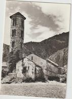 Andorre , Andorra : Vue  église  Romon De St Coloma  , Timbre , Pour  Vire - Andorra