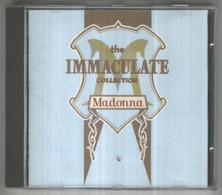 CD-Musica: MADONNA - The Immaculate Collection  (WB 1990) - Unclassified