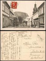 Postcard Farsund-Havnegaten Namsos 1931 - Norvegia