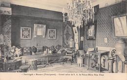 MONACO (Principauté) - Villa Danichgah - Grand Salon De S. A. Le Prince Mirza Riza Khan - Tableaux - Autres