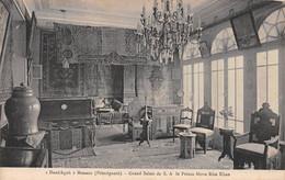 MONACO (Principauté) - Villa Danichgah - Grand Salon De S. A. Le Prince Mirza Riza Khan - Tableaux, Lustre, Tapis - Autres