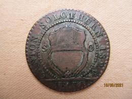 Suisse: Canton De Soleure 1 Batz 1826 - Suisse