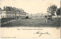 Huy - École Agricole - Cour Intérieure - Huy