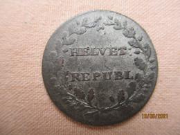 Suisse: République Helvétique - 1 Batzen 1799 - Suisse