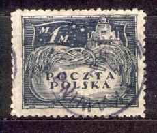 Polska Polen 1919 - Michel Nr. 109 O - Usati