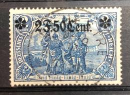 België, 1916, Nr. OC37, OBP 70€, Prachtig Centraal Gestempeld! - [OC26/37] Terr. Etapes