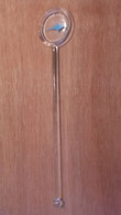 Mélangeur à Boisson Winston Flèche Bleu Et Transparent - Swizzle Sticks