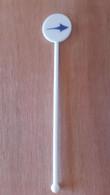 Mélangeur à Boisson Winston Flèche Bleu Et Blanc - Swizzle Sticks