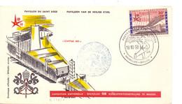 Bella FDC Dal Belgio 1 - 1951-60