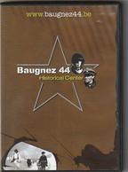 """DVD BAUGEZ  Kampfgruppe SS Peiper 1944 Historical Center """" DVD RARE """" - Documentari"""