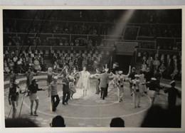 Circus - Cirque // Carte Photo - RPPC To Identify, Prob. Belgie No.9. // Grande Finale .19?? - Circus
