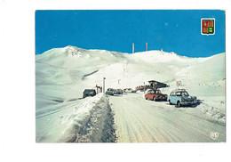 CpM - Andorre - ANDORRA - STATION DE LA SOLANE - émetteurs De SUD RADIO - Voiture DS CITROEN - FORD ? - Andorra