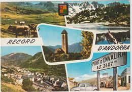 Andorre - Multivues - Andorra