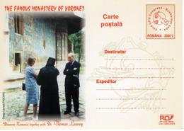 ROMANIA 2004: U. P. U. CONGRESS IN BUCHAREST, Unused Prepaid Card 086/2004 - Registered Shipping! - Entiers Postaux
