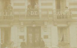 200621 - CARTE PHOTO 03 ALLIER VICHY VILLA DE SAVOIE L HYVERT PROPRIETAIRE APPARTEMENTS MEUBLES HOTEL - Vichy