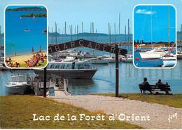 10 - Lac De La Forêt D'Orient - Multivues - Zonder Classificatie